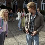 AnnaSophia Robb and Austin Butler in 'The Carrie Diaries'