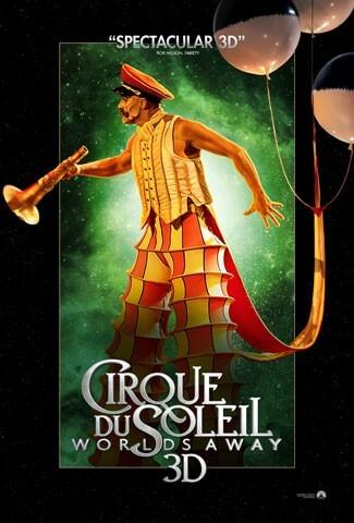 Cirque du Soleil Poster - Beatles