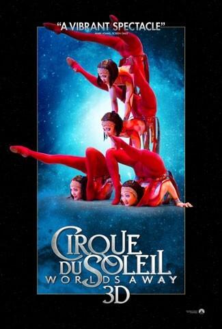 Cirque du Soleil Poster - Contortion