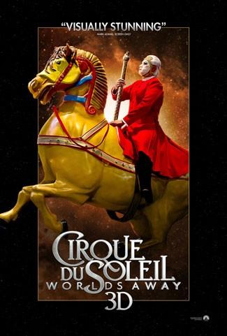 Cirque du Soleil Poster - Horseman