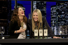 Drew Barrymore and Chelsea Lately