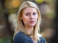 Claire Danes in Homeland Season 2 Finale