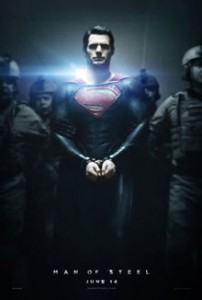 Man of Steel Starring Henry Cavill