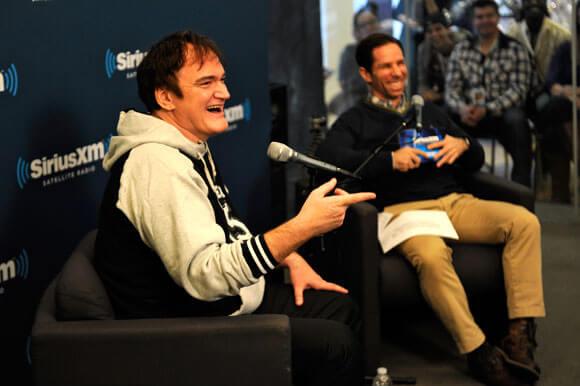 Quentin Tarantino and Scott Foundas Interview