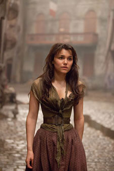 Samantha Barks in Les Miserables
