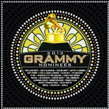 2013 Grammy Nominees Album