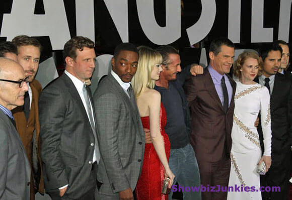 Gangster Squad Cast