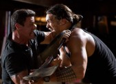 Sylvester Stallone and Jason Momoa in Bullet to the Head