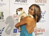 Carrie Ann Inaba Hosts the Genesis Awards