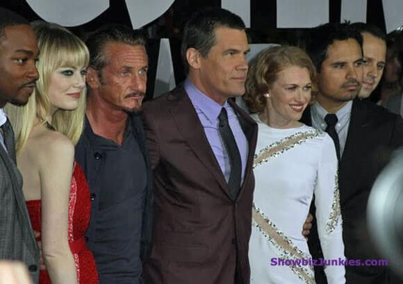 Gangster Squad Cast Photo