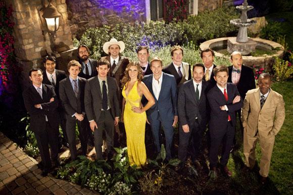 The Cast of Burning Love Season 2