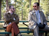 Chris Evans and Michael Shannon in The Iceman
