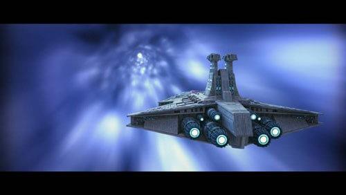 Star Wars: The Clone Wars Point of No Return
