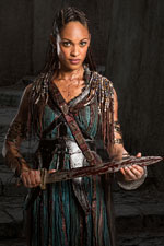 Cynthia Addai-Robinson as Naevia