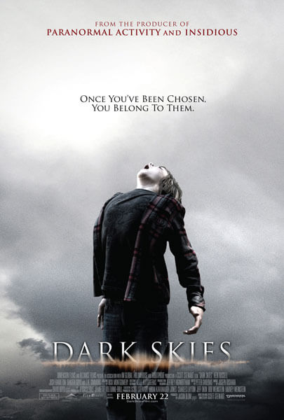 Dark Skies Final Poster