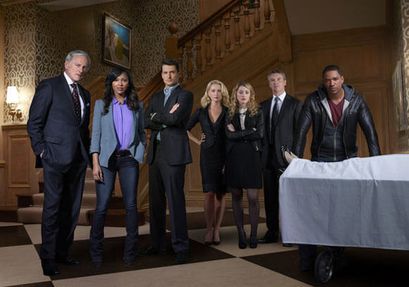 Deception Cast Photo
