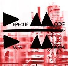 Depeche Mode Delta Machine Album Cover
