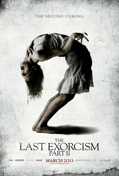 The Last Exorcism Part 2 Poster