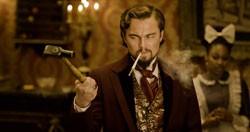 Leonardo DiCaprio as Calvin Candie in 'Django Unchained'