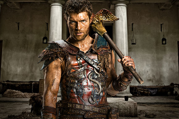 Liam McIntyre stars in 'Spartacus: War of the Damned'