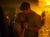 Teresa Palmer and Liam Hemsworth in Love and Honor