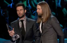 Maroon 5 People's Choice 2013