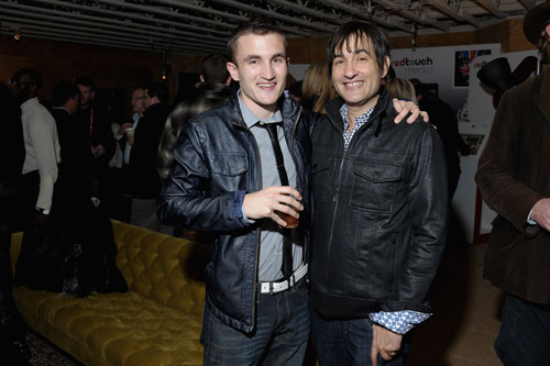 Writer Matt Whiteley and director Joshua Michael Stern from jOBS