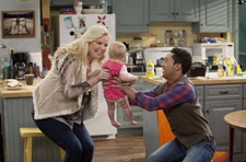Melissa Peterman in Baby Daddy