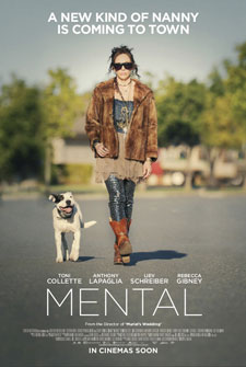 Mental Poster Starring Toni Collette