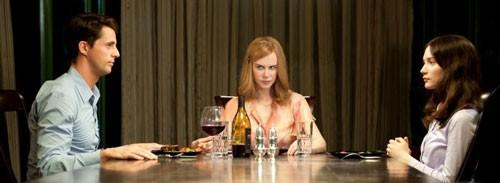 Mia Wasikowska, Nicole Kidman and Matthew Good in Stoker
