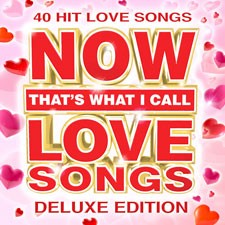Now That's What I Call Love Songs Album Cover Art