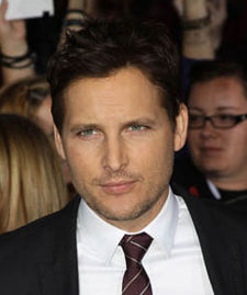 Peter Facinelli at the Breaking Dawn 2 Premiere in LA