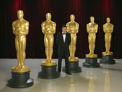 Seth MacFarlane Hosts the Academy Awards