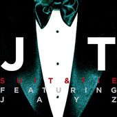 Justin Timberlake's Suit and Tie
