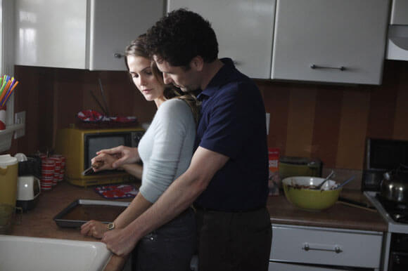 Keri Russell and Matthew Rhys star in The Americans