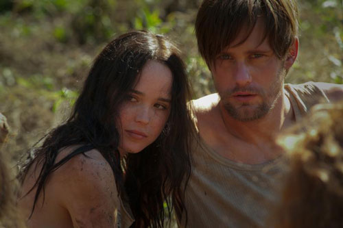 Ellen Page and Alexander Skarsgard Star in The East