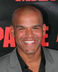 Amaury Nolasco Smiling