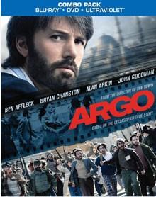 Argo on Blu-Ray