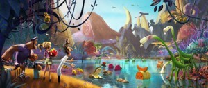Cloudy with a Chance of Meatballs 2 Movie Trailer