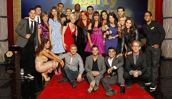 The Cast of Dancing with the Stars 2013