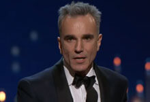 Daniel Day-Lewis 2013 Best Actor Oscar Speech