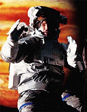 Europa Report Sharlto Copley Photo