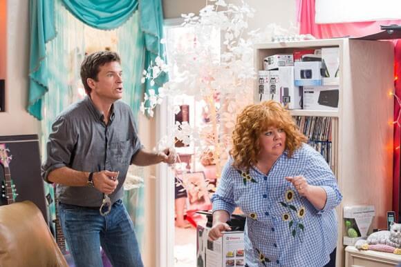 Jason Bateman and Melissa McCarthy star in 'Identity Thief'