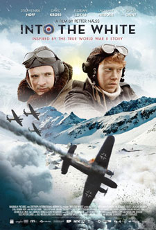Into the White Movie Poster with Rupert Grint