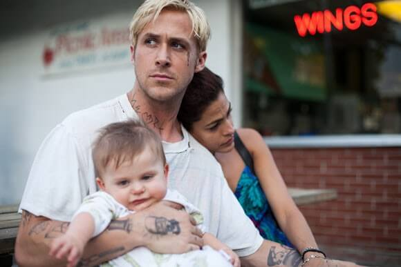 Ryan Gosling and Eva Mendes in 'The Place Beyond the Pines'