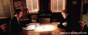 Eric McCormack and Matt Bar star in Romeo Killer