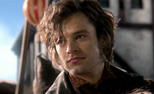 Sebastian Stan as Mad Hatter in Once Upon a Time