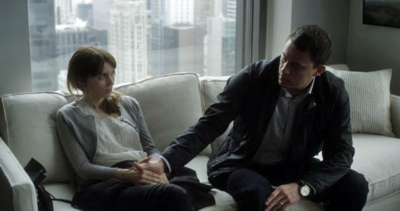 Rooney Mara and Channing Tatum star in Side Effects