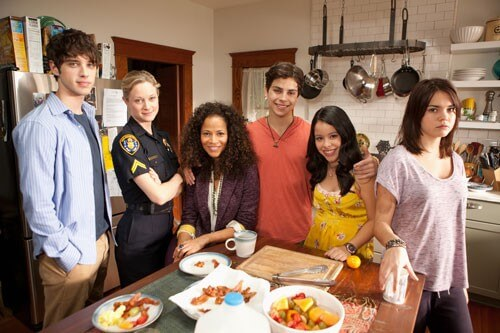 The Cast of 'The Fosters'