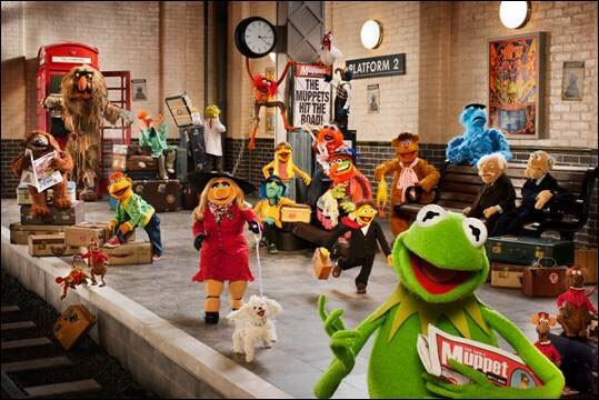 The Muppets...Again! Photo